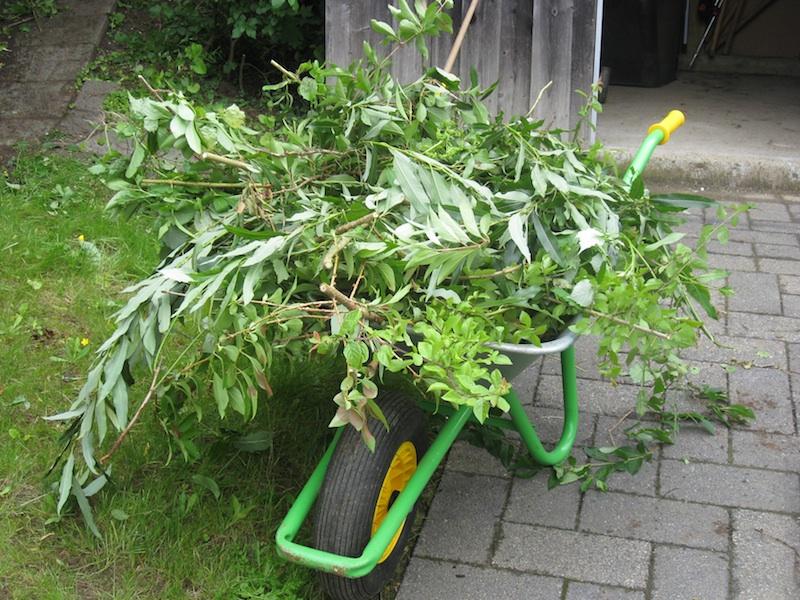 Gartenaktion Elternarbeit